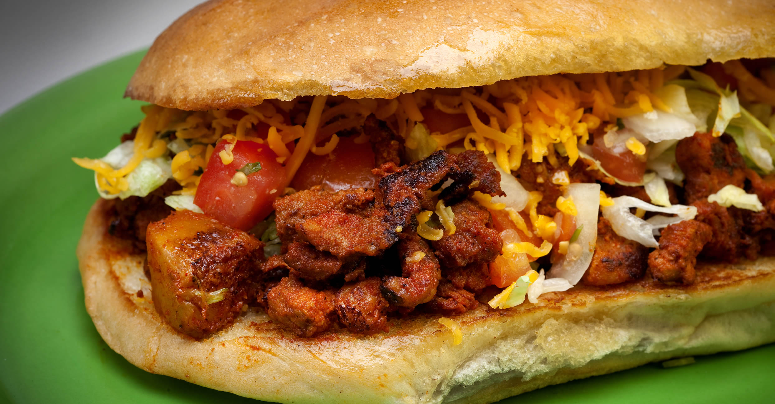 Tortas chano for Traditional mexican kitchen